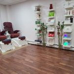 Pedicure and Products Viewe